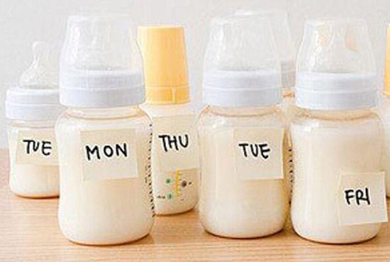 母乳可以冷藏吗?母乳冷藏可以保存多久