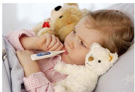 孩子得乙型流感会反复发烧吗?乙型流感能否自愈