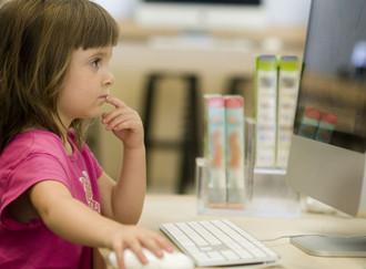 孩子几岁学电脑最合适