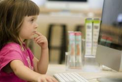 孩子几岁学电脑最合适?