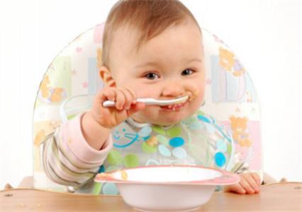 奶粉和米粉能拌在一起吃吗?婴儿米粉可以加奶粉吗