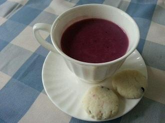 孕妇能吃紫薯山药汁吗?怀孕喝紫薯山药汁有好处吗