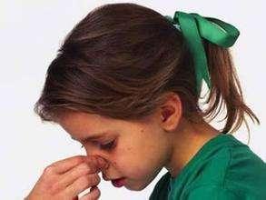 6岁孩子夏天经常流鼻血是怎么回事?应该如何护理