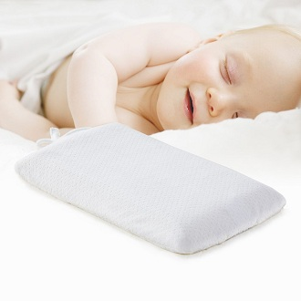 宝宝夏天用什么枕头好?有宝宝夏天专用的枕头吗