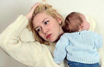 产后抑郁症对宝宝的影响有哪些?