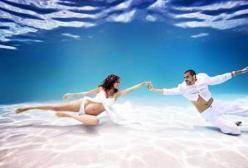 孕妇梦见自己在水里有什么含义?