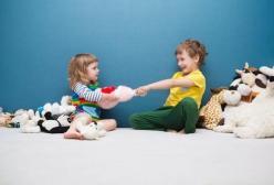 那些爱抢玩具的孩子,都是为什么?