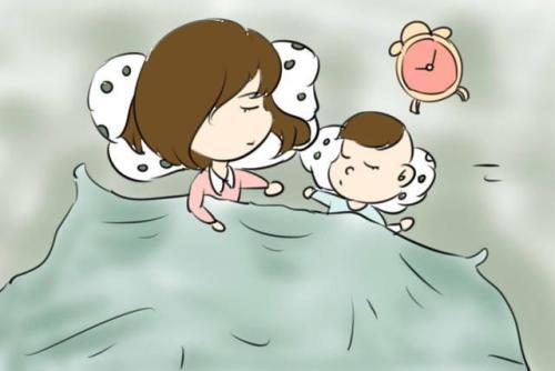 月子期间新妈咪睡个好觉的秘诀