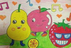 如何让孩子画出有个性的画?