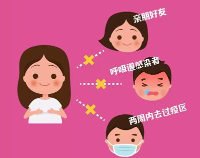 中国疾控中心:孕妇预防新冠肺炎指南