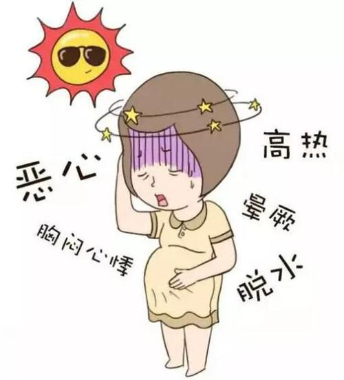 孕妇在高温闷热环境下有什么影响?